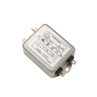 Quality 1450VDC 10A Low Pass Emi Filter Electromagnetic Interference Filters for sale