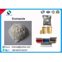 Buy cheap 99% Purity Antifungal Drug Raw Material Econazole Nitrate/Econazole CAS 27220-47 from wholesalers