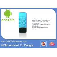 China 5V 2A Android Smart IPTV Box DDR3 2GB Full 1080P Resolution Bluetooth 4.0 on sale