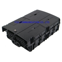 Quality 24cores Mechanical Sealing Fiber Enclosure Box For FTTx Network for sale