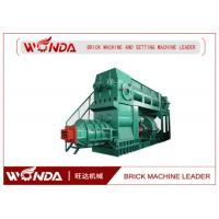 Quality Wire Cut Interlocking Clay Brick Machine13000-18000 M³/H Production Capacity for sale