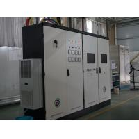 Quality 3 Zone Temperature Control Vacuum Induction Melting Furnace For Stainless Steel Product for sale