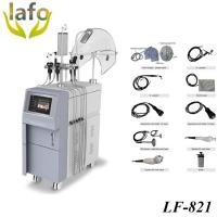 Quality LF-821 Oxygen therapy facial machine 9 in 1 multifunction beauty equipment for sale