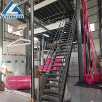 China PP Spunbond Non Woven Fabric Making Machine Fabric For Making Medical, Hygienic, Bags , Packing Nonwoven Machine on sale
