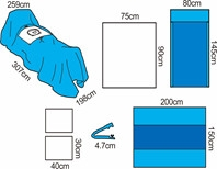Buy cheap C Section Disposable Surgical Packs from wholesalers