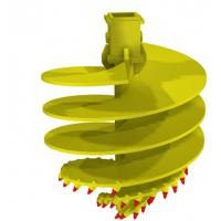 Quality Cutter Picks Conical Rock Auger Drill Auger for sale
