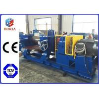 """Quality TUV SGS Certificated Rubber Mixing Machine 48"""" Roller Working Length for sale"""