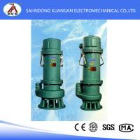Quality BQS mining flameproof submersible sand pump for sale
