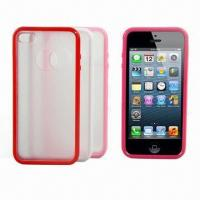 Quality Duo-color Case for iPhone, Various Bumper Colors are Available for sale