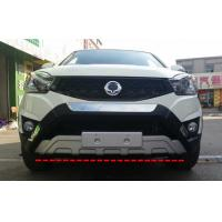 Quality Custom ABS Front Car Bumper Guard For SSANGYONG KORANDO C200 2014 Advanced auto parts for sale