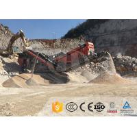 How much is a mobile crushing station for processing zeolite?
