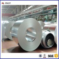 China reliable Q235 cold rolled galvanized steel coil price india automobile on sale