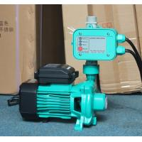 Quality booster pumping and water return system for sale