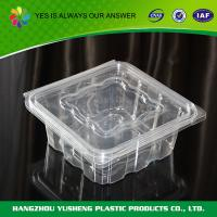 China Takeaway Fruit Food Clamshell Packaging Disposable Containers With Lids on sale