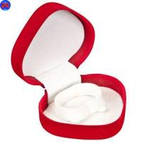 China Red Jewelry Packing Box for Wedding Jewelry (RM-1003) on sale