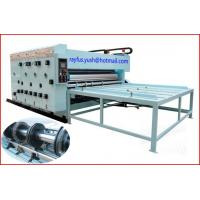Quality Chain Type Computerised Printing Machine 1 ~ 4 Color Printing Easy Operate for sale