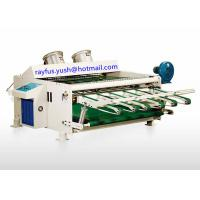 Quality Vibrator Stripping Machine To Remove The Scraps From Carton Box Board for sale