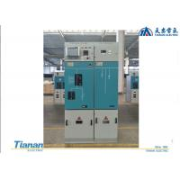 China 40.5 Kv  Sf6 RMU Switchgear Gas Insulated Combined Apparatus With 3 units on sale