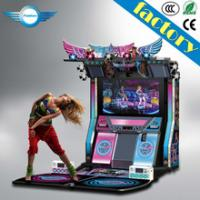 Quality Dance Central 2 Dancing Arcade Game Machine for sale