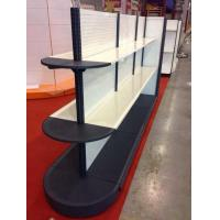 Buy cheap Gondola supermarket shelf , convenience store shelving for products display from wholesalers