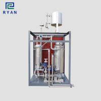 China Industrial electric thermal hot oil heater thermal oil boiler thermal oil heating system on sale