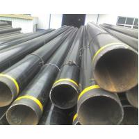 Quality Spiral welded steel pipes X56 grade with 3PE coating for sale