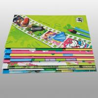 China Kids English Book Saddle Stitch Printing wiht 80gsm ~ 157gsm FSC C2S Art Paper on sale