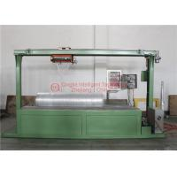 Buy cheap Cylinder Radial Pallet Wrapping Machine , High Speed Luggage Wrapping Machine from wholesalers