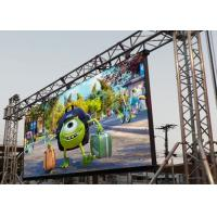 Quality P4 Outdoor Led Stage Display Screen , Led Video Display Panels High Resolution for sale
