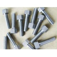 Quality Molybdenum Threaded Rods and Mo bolts for sale