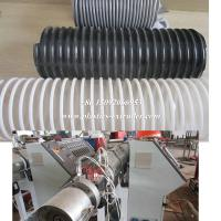 Quality EVA Winding Corrugated Hose Machine For Vaccum Cleaner for sale