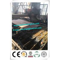 China Gantry CNC Plasma Cutting Machine For Steel Plate , CNC Flame Cutting Machine on sale