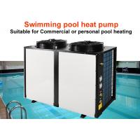 Quality Economic Swimming Pool Heat Pump , Personal Indoor Air Source Heat Pump for sale