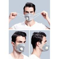 Quality FFP2,N95 face mask,KN 95 face mask with breathing valve Respirator ,face mask anti Bacteria,virus protection for sale