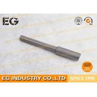 China Stirring Extruded Graphite Rod 1.85g / CM3 Bulk Density 0.1% Max Ash Content on sale
