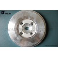 Quality VOLVO / Scania / DAF Turbocharger Back Plate GT42 / GT45 449014-0005 Aluminium Alloy Parts for sale