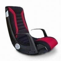 Quality Game Music Chair with Built-in 2.1-channel Speaker System and USB/SD (Optional) for sale
