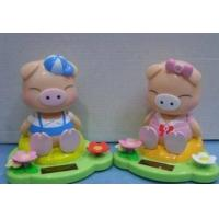 Buy cheap solar dancing pig lover from wholesalers