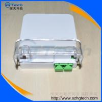 Quality Hua Wei SC / APC 2Cores Fiber Optic Customs Box With Dust Cover for sale