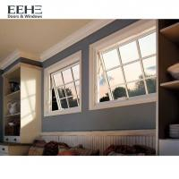 China Roof Skylight Aluminium Awning Windows With Non Thermal Break Frosted Glass on sale