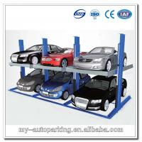 Quality Hydraulic Car Parking System Simple Car Parking System for Underground Garage for sale