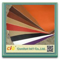 Quality 137cm many colors  Wholesale Hot sale fashion popular leather PU leather for sale