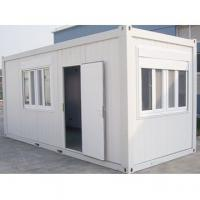 Quality light prefabricated Container house for sale