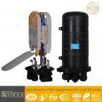 Quality Anticorrosive Optical Fiber Splice Closure In Communication 5 Cable Ports for sale