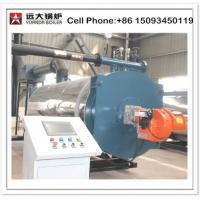 Quality High temperature 2 million kcal 3 million kcal Gas Fired Thermal Fluid Heater for sale