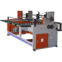 Quality Chain Type Rotary Die Cutter / Auto Feeder Machine Save Labor Improve Efficiency for sale