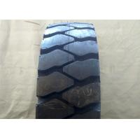 China Anti Sideslip Industrial Forklift Tires 8.25-12NHS Narrow Grooves Stable Performance on sale