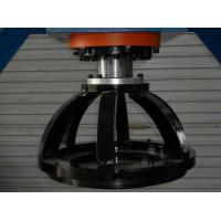 Quality Solid Forklift Tire Press Machine for sale