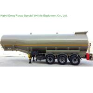 Quality Aluminium Alloy 47000L Tank Semi Trailer For Oil , Diesel , Gasoline , Kerosene Delivery for sale