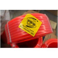 Quality Urethane polyurethane material round belt conveyor Widely used in Glass industry for sale